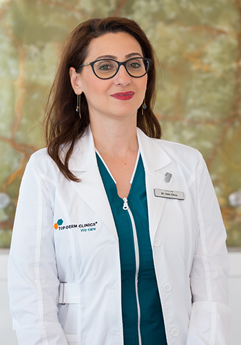 Asist. Univ. Dr. Iulia Florentina Tincu