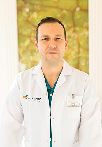 Sef de lucrari Dr. Radu Ciprian Tincu