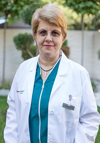 Dr. Irina Bucur