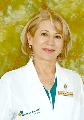 Conf. Dr. Maria Nitescu